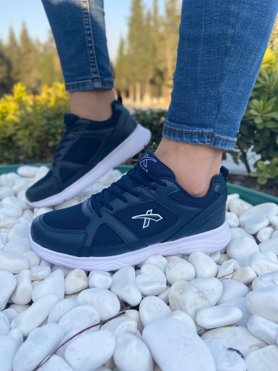 Picture of 050 Scot Blue Faylon Sole Summer Sport Shoes