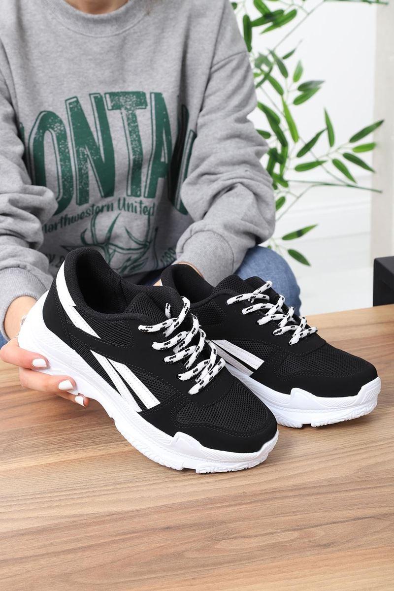 Z014  Pilla Bayan Spor Ayakkabı  resmi