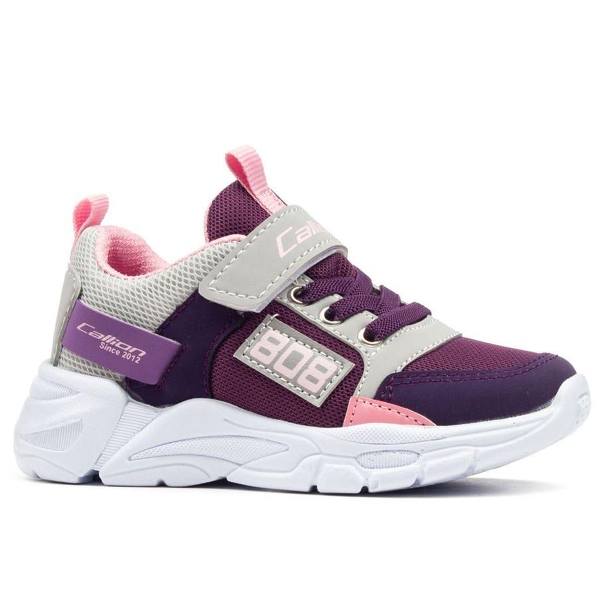 808 Callion Filet Çocuk Spor Ayakkabı Poliüretan Taban resmi