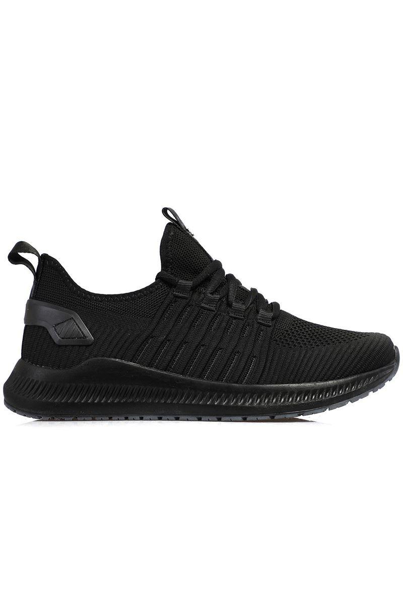 Picture of 1698 Khaki Black Faylon Sole Men's Sport Shoes