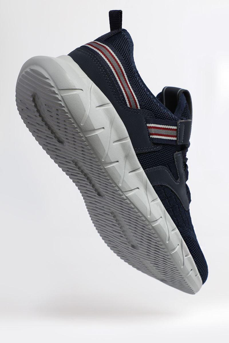2116  Forza Lacivert Buz Faylon Taban Erkek Spor Ayakkabı resmi
