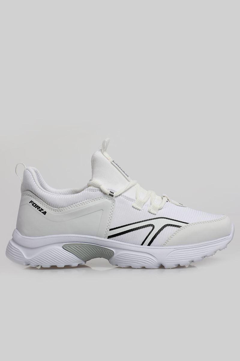 صورة 2192 Forza Beyaz Buz Faylon Taban Erkek Spor Ayakkabı