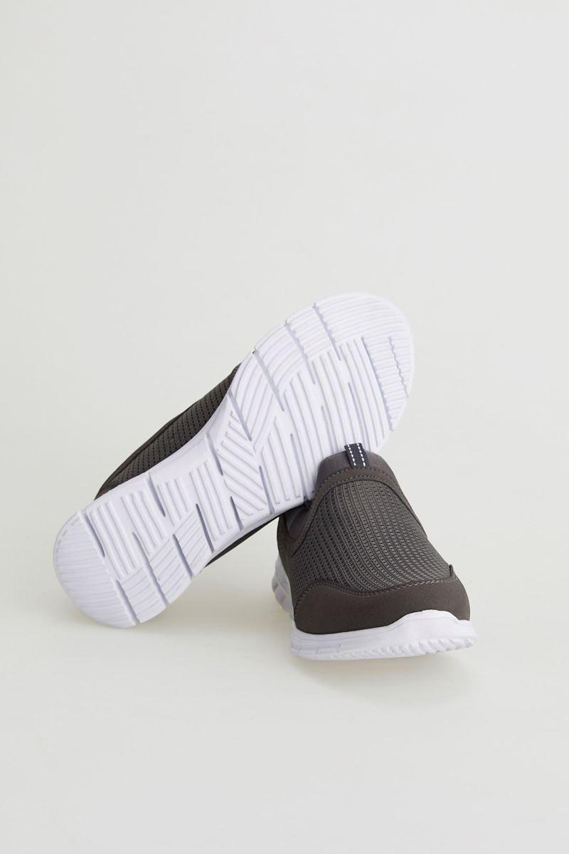 3820 Forza Füme Beyaz Taban Erkek Spor Ayakkabı resmi