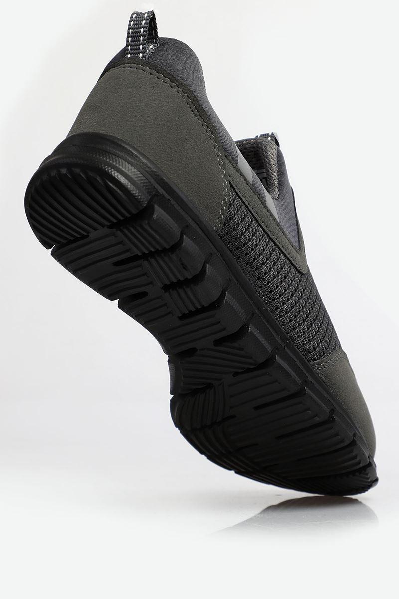 صورة 3820 Forza Füme Siyah Taban Erkek Spor Ayakkabı