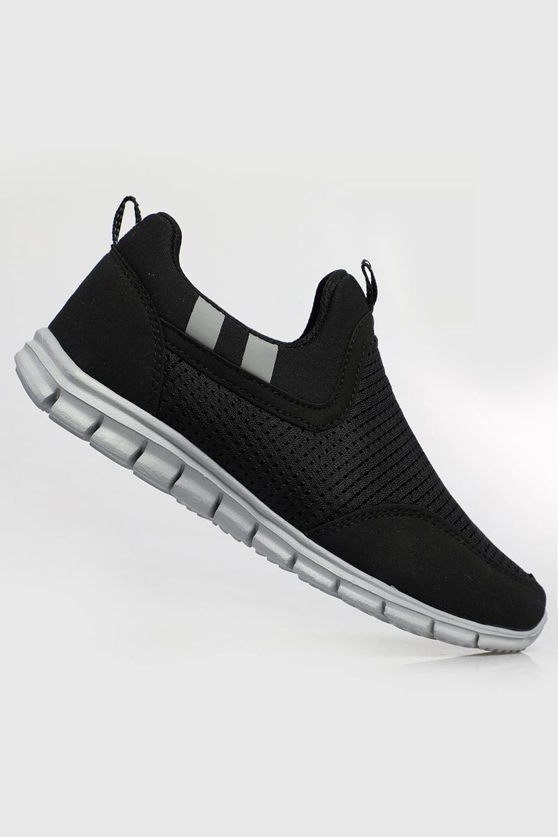 Picture of 3820 Forza Black Ice Sole Men's Sport Shoes