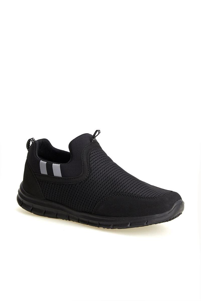 صورة 3820 Forza Siyah Siyah Taban Erkek Spor Ayakkabı