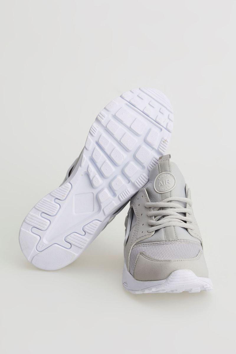 صورة 18726 Forza Buz Gri Beyaz Taban Erkek Spor Ayakkabı