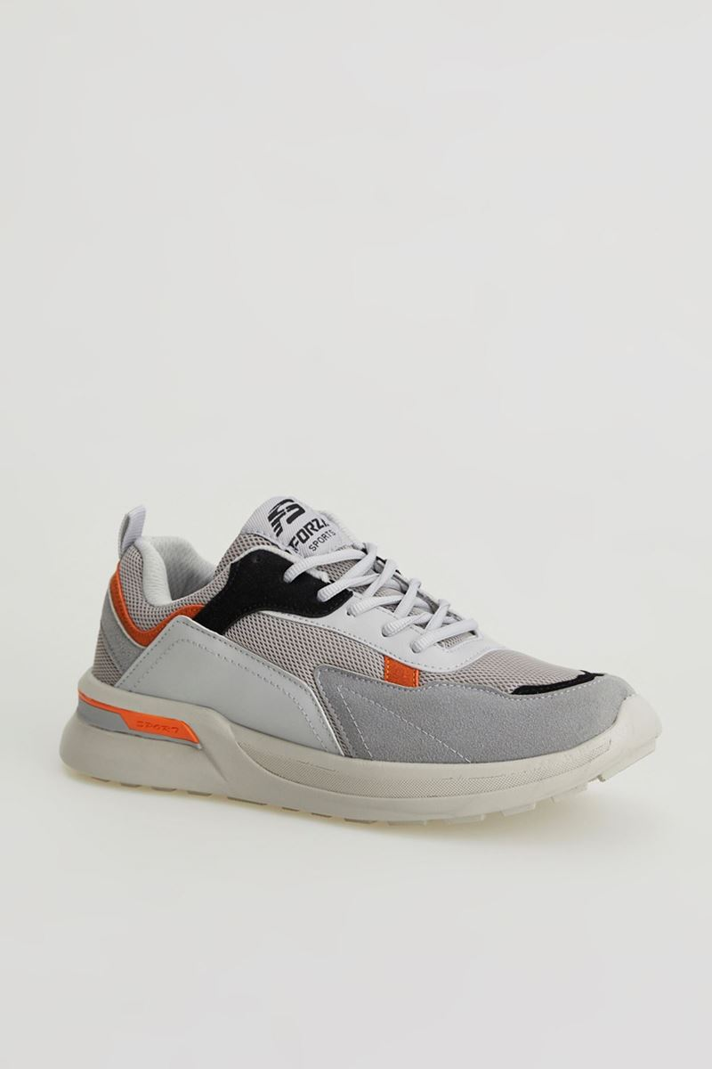 Picture of 19809 Forza Ice Gray Faylon Sole Men's Sport Shoes