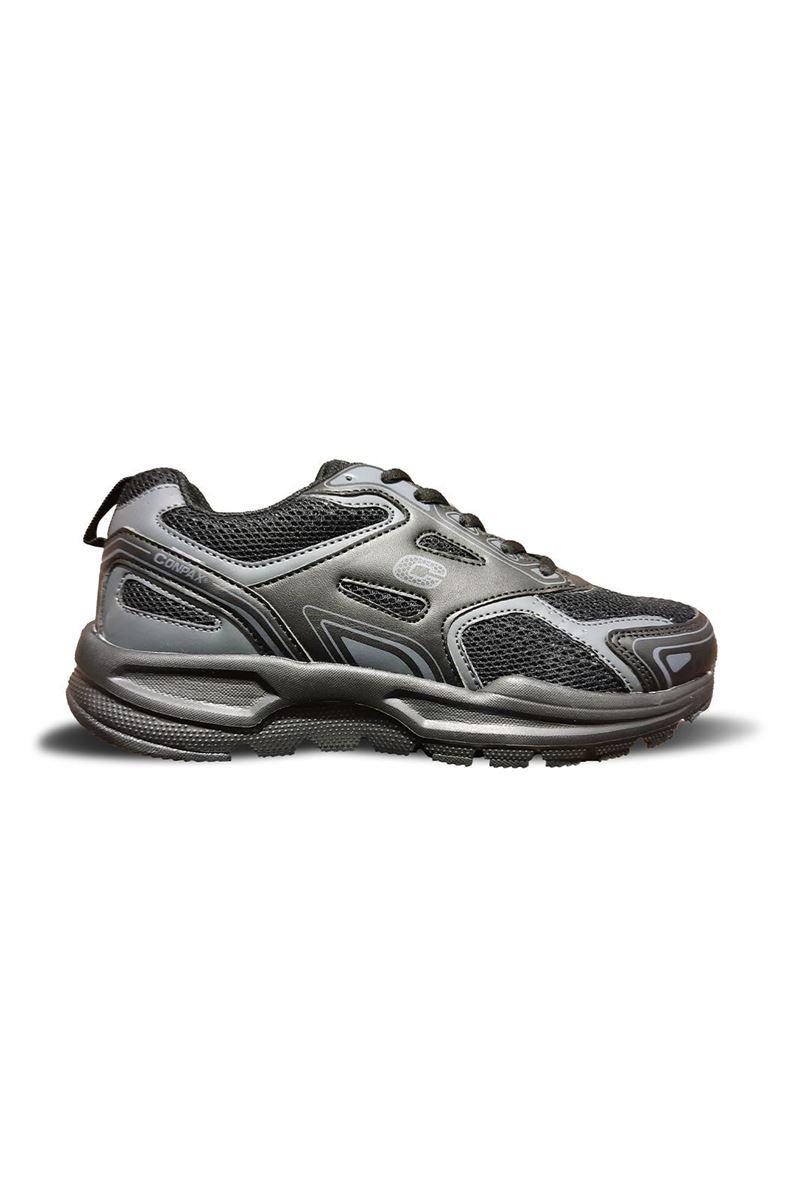 864 Conpax Siyah Erkek Ayakkabı resmi