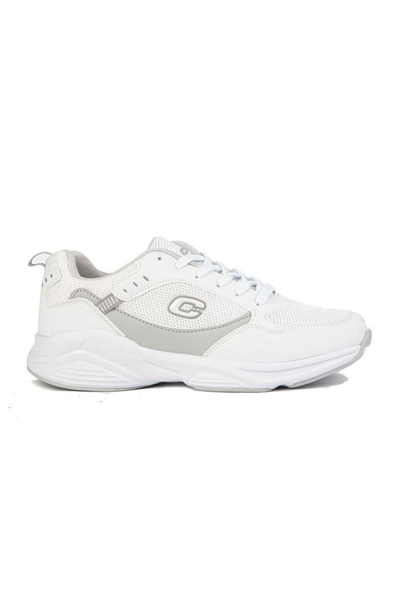 Picture of 762 Conpax White Men Shoes
