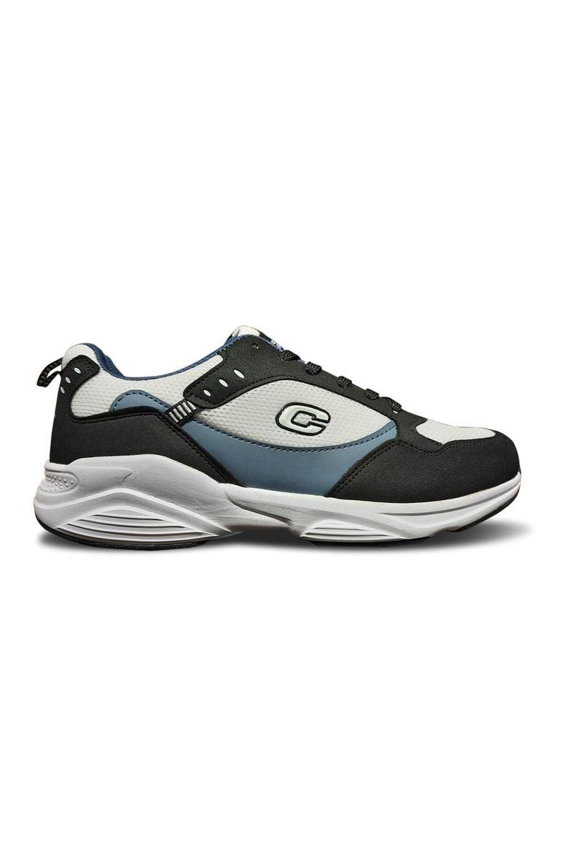 762 Conpax Siyah İndigo Erkek Ayakkabı resmi