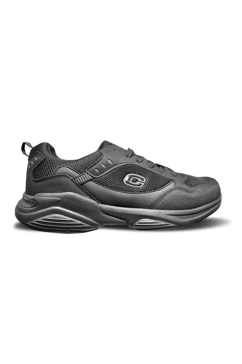 762 Conpax Siyah Siyah Erkek Ayakkabı resmi