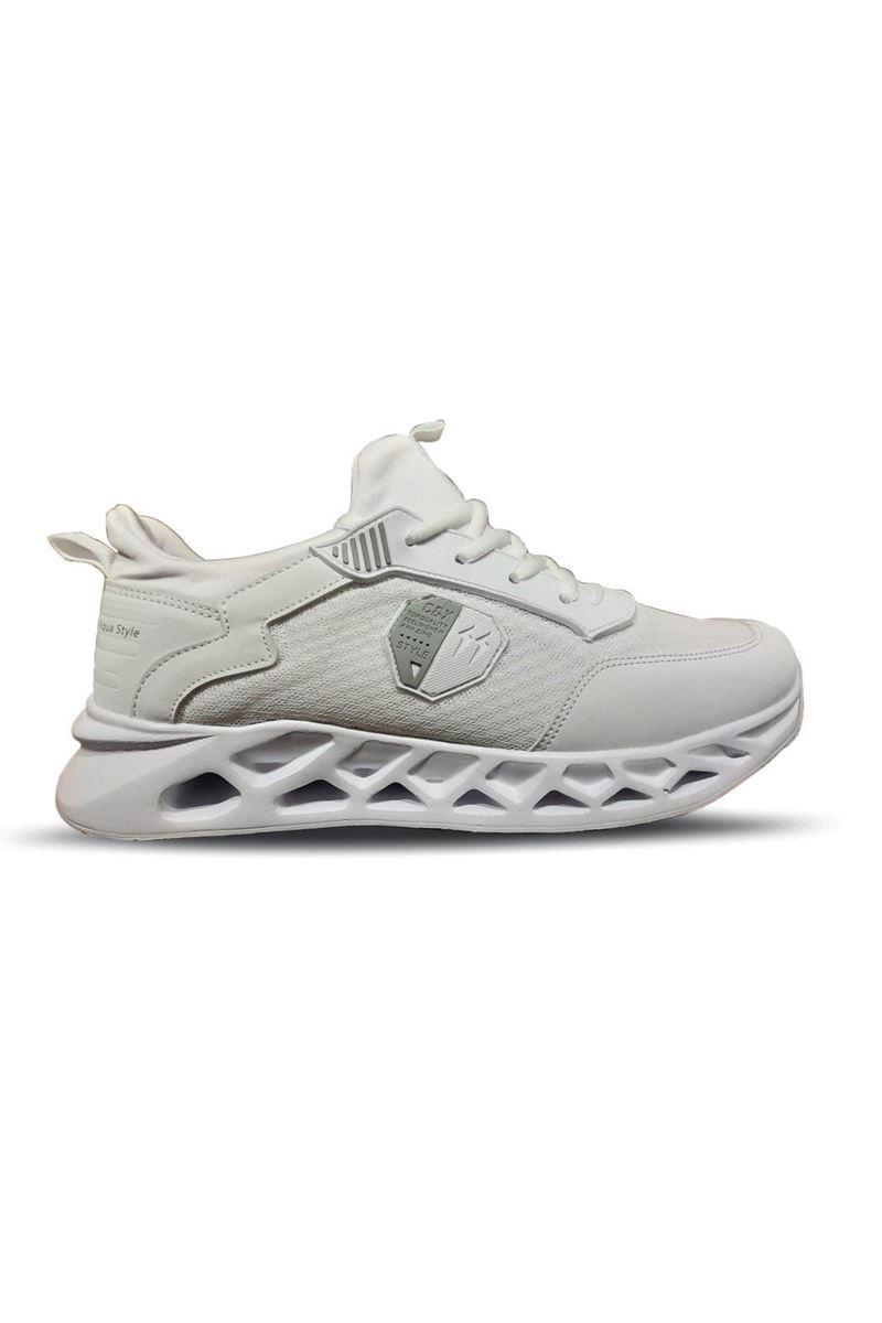 871 Conpax Beyaz Erkek Ayakkabı resmi