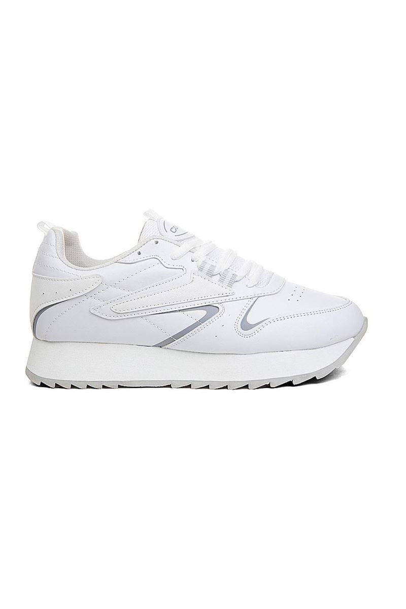 5208 Conpax Beyaz Kadın Ayakkabı resmi