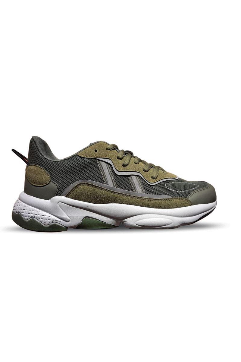 صورة 1020 Conpax Haki Erkek Ayakkabı