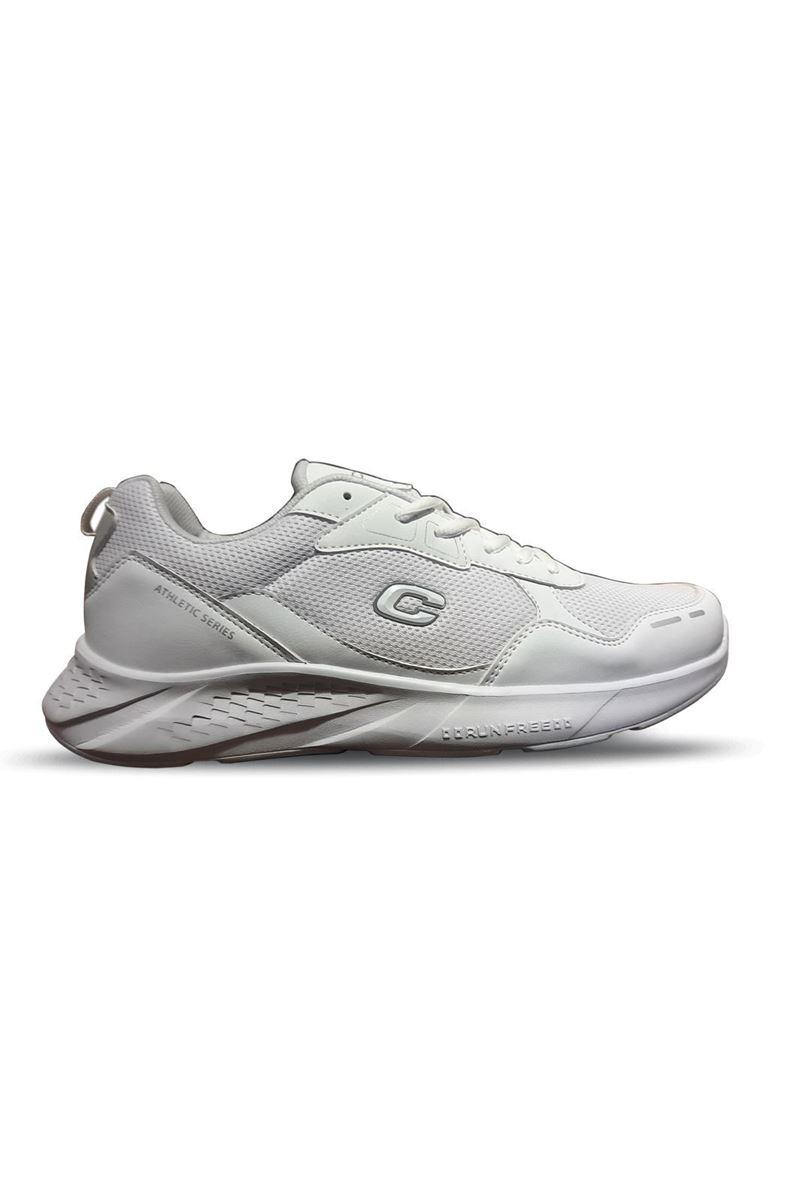 Picture of 1032 Conpax White Men Shoes