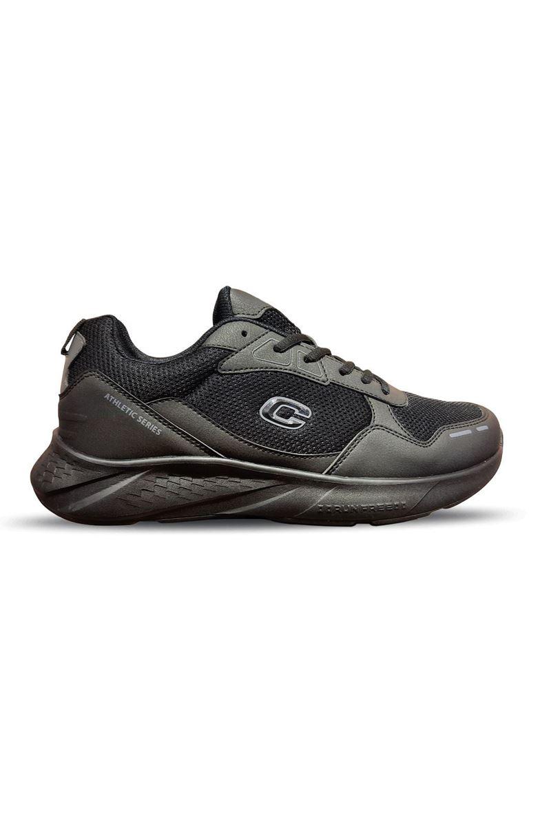 Picture of 1032 Conpax Black Men Shoes
