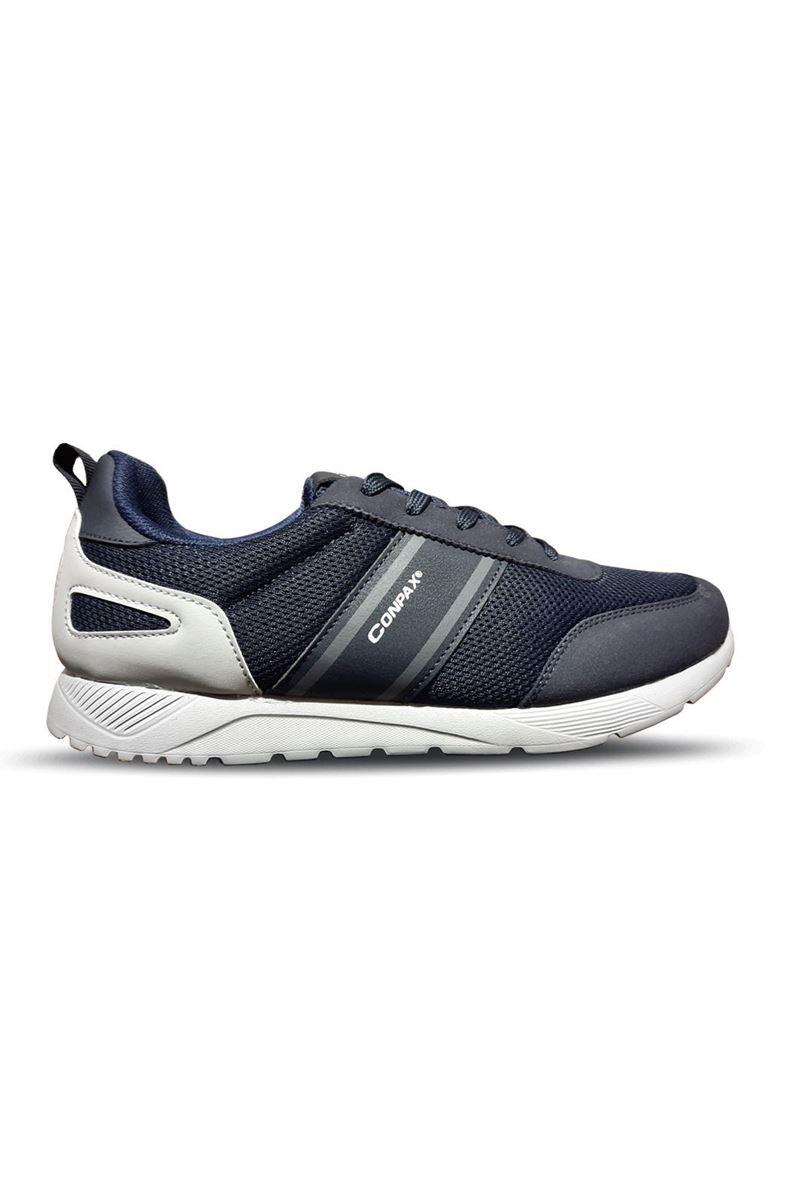 5059 Conpax Lacivert Buz Erkek Ayakkabı  resmi