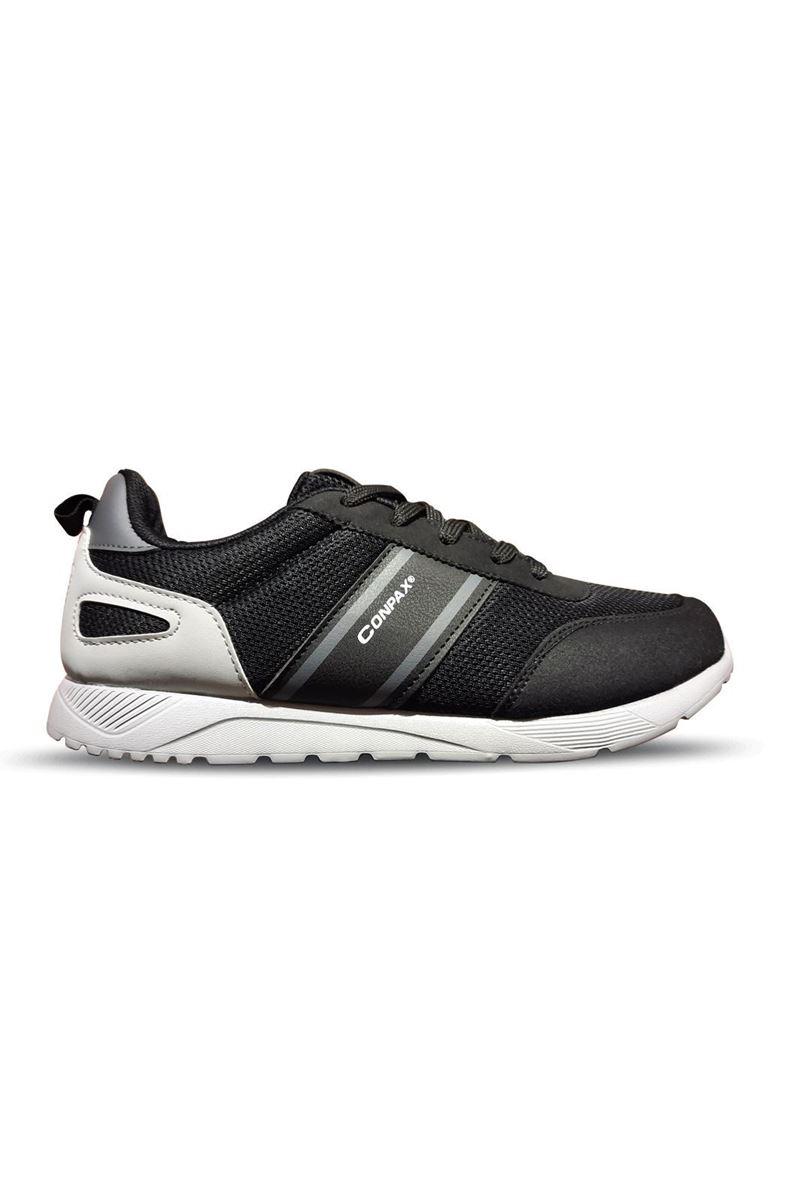 Picture of 5059 Conpax Black White Men Shoes