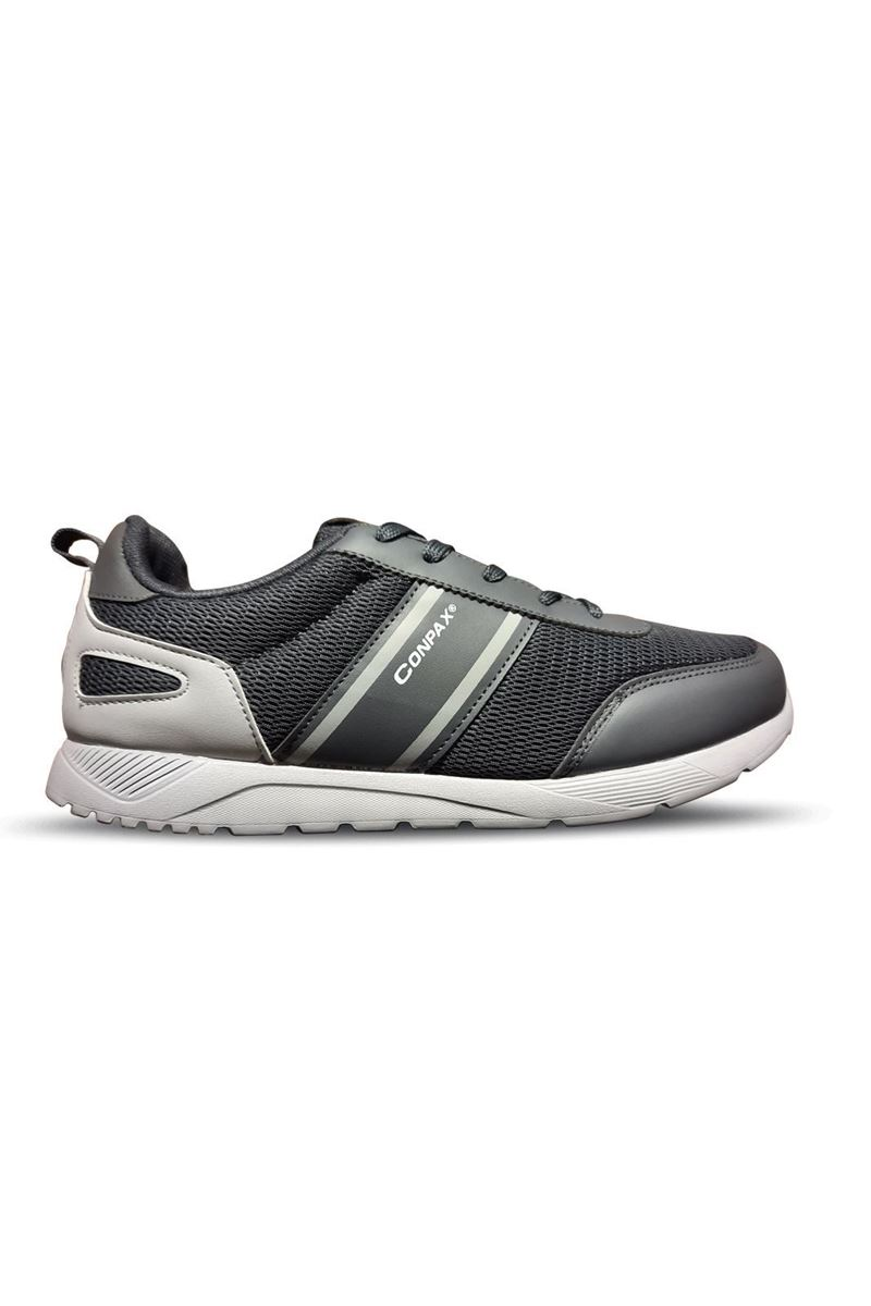5059 Conpax Siyah Buz Erkek Ayakkabı resmi