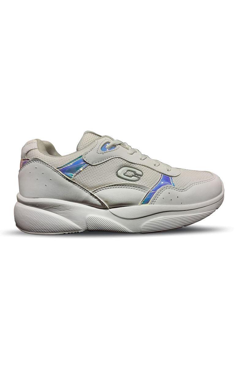 صورة 5080 Conpax Beyaz Kadın Ayakkabı