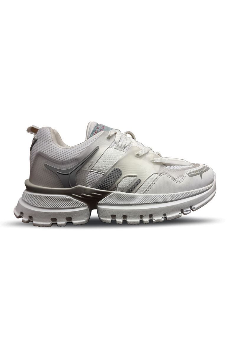 Picture of 5154 Conpax White Ice Women Shoes