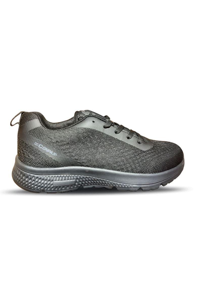 5192 Conpax Siyah Kadın Ayakkabı resmi