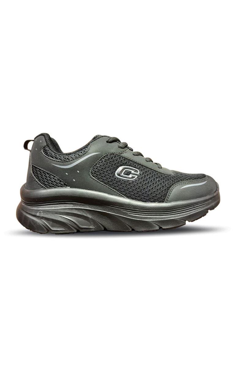 5202 Conpax Siyah Kadın Ayakkabı resmi