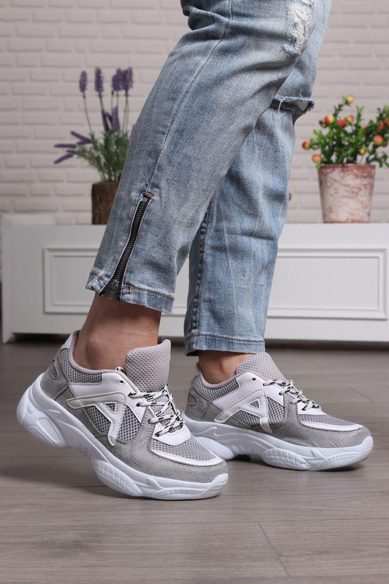 Z019 Pilla Bayan Spor Ayakkabı resmi