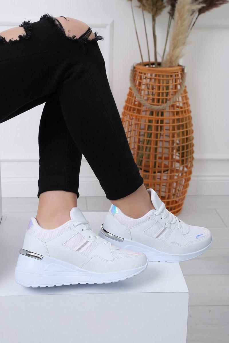 Z015 Pilla Bayan Spor Ayakkabı resmi