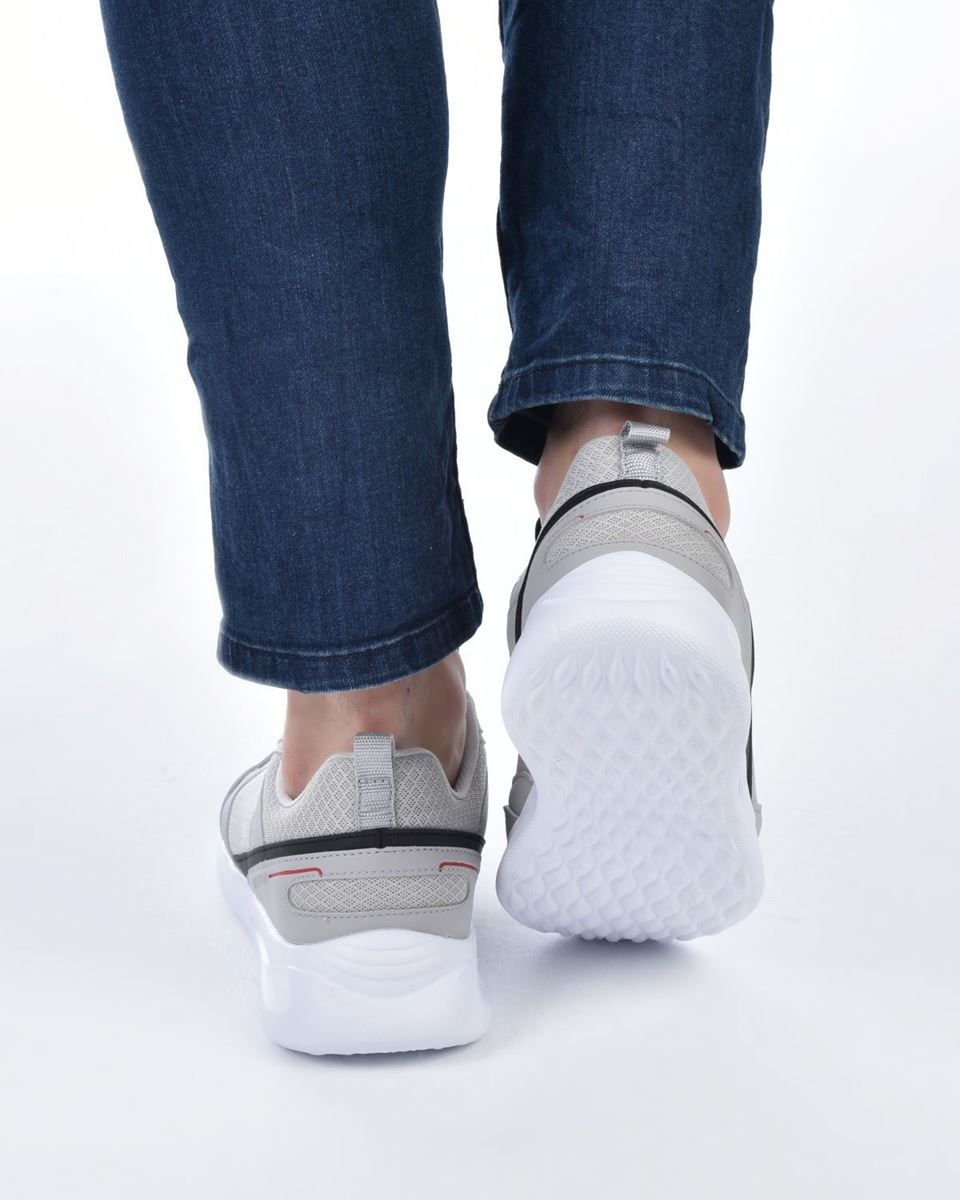 Kosh CESAR001-0 Gri Erkek Ayakkabı resmi