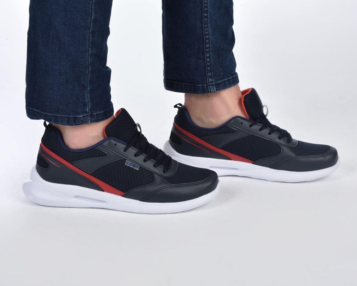 صورة Kosh CESAR001-0 Lacivert Erkek Ayakkabı