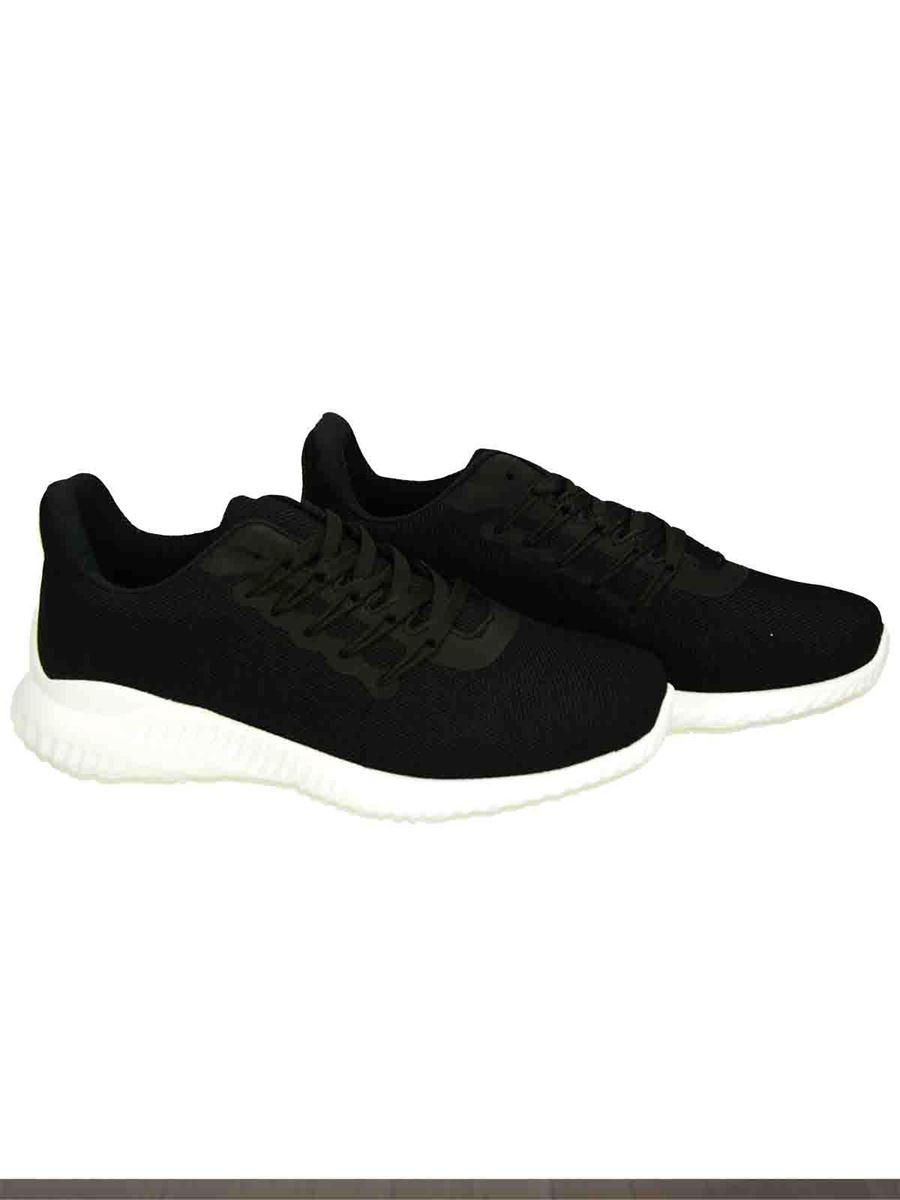 Picture of Kosh DEAN001-0 Knitwear Black Men Shoes