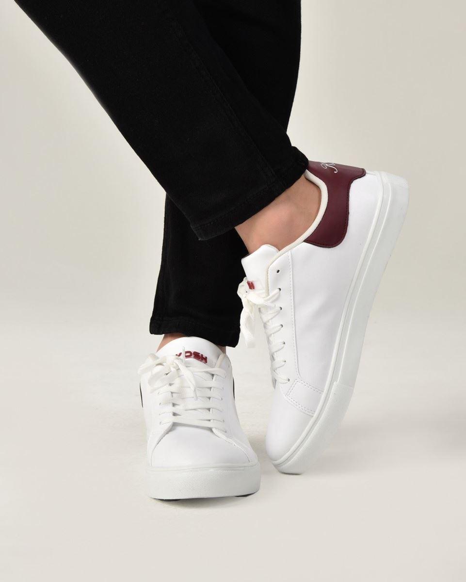 Kosh MCKİNG001-0 Bordo Erkek Ayakkabı resmi