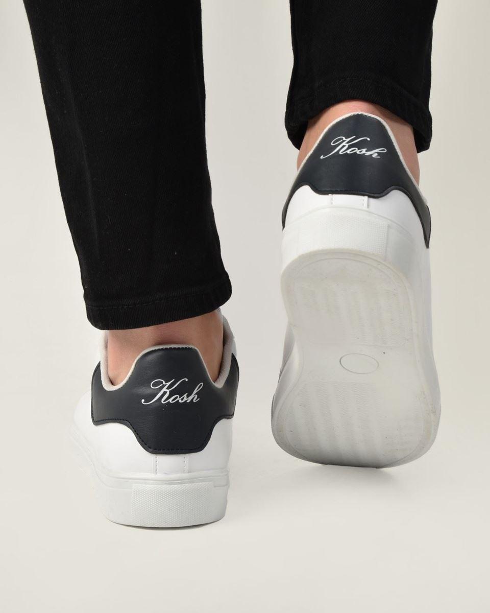 صورة Kosh MCKİNG001-0 Siyah Erkek Ayakkabı