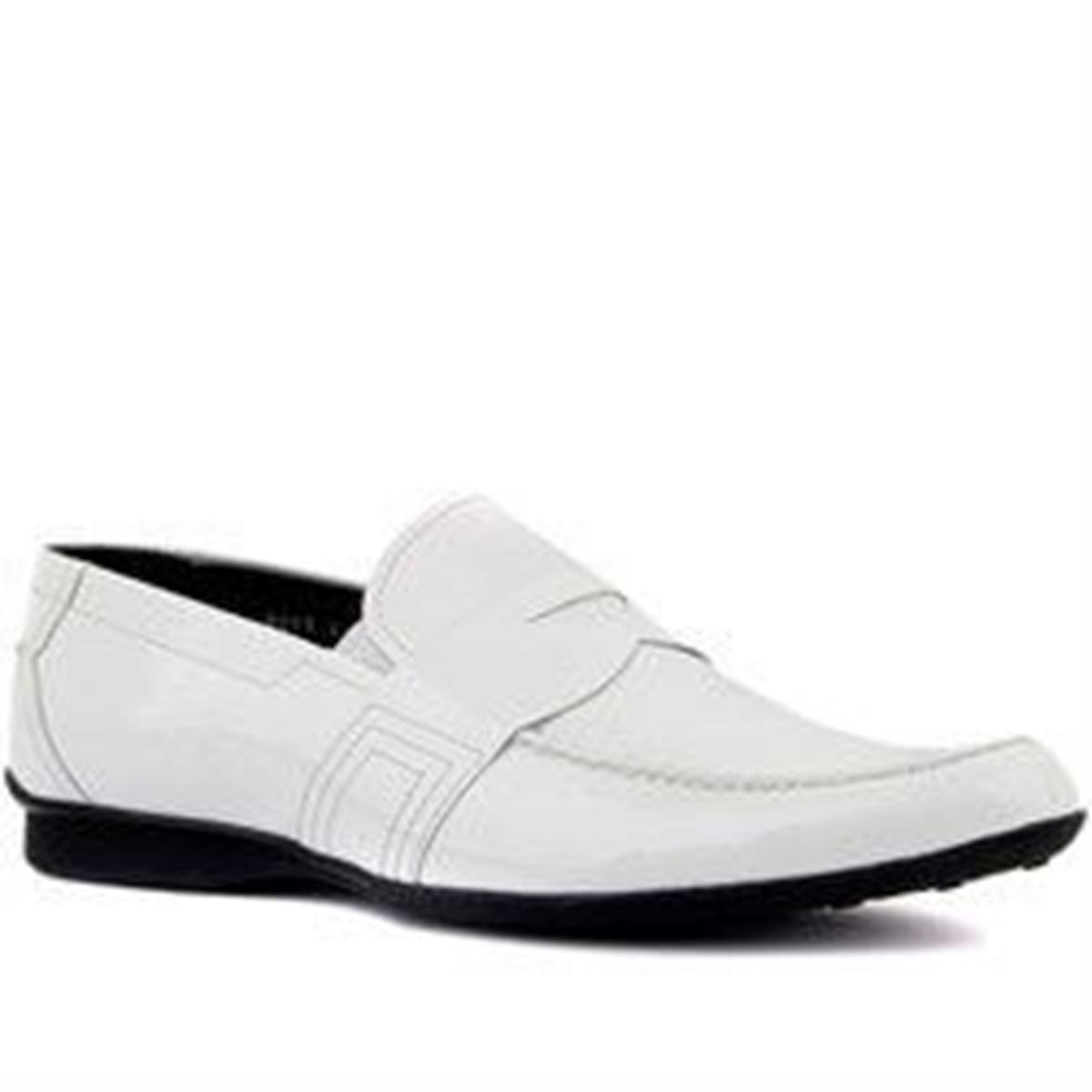 Picture of Sail Lakers - Beyaz Rugan Erkek Günlük Ayakkabı