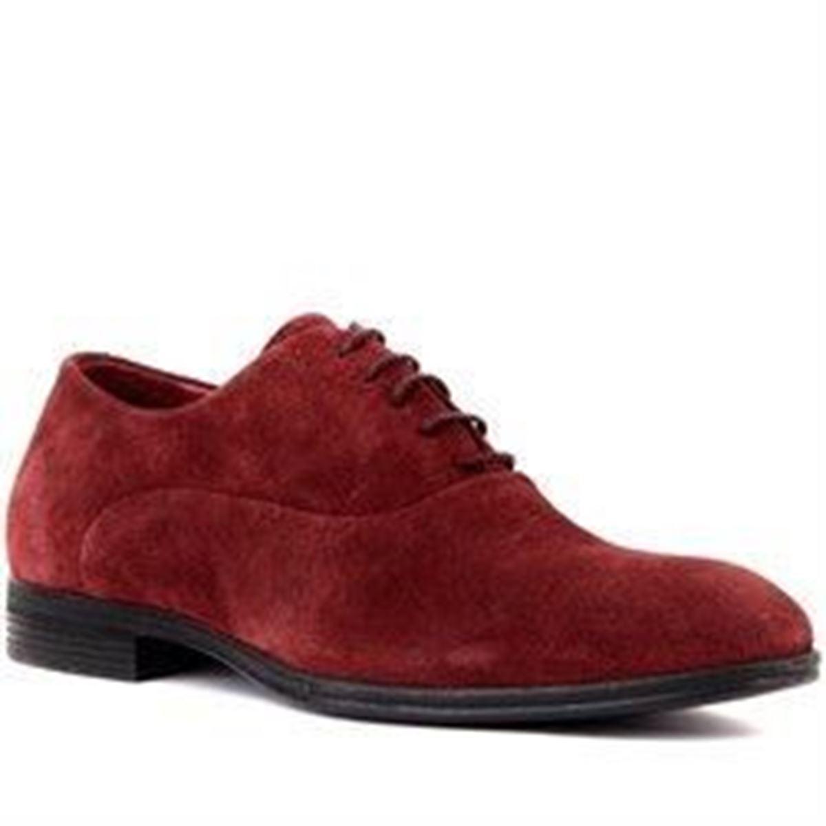 صورة Sail Lakers - Kırmızı Süet Erkek Günlük Ayakkabı