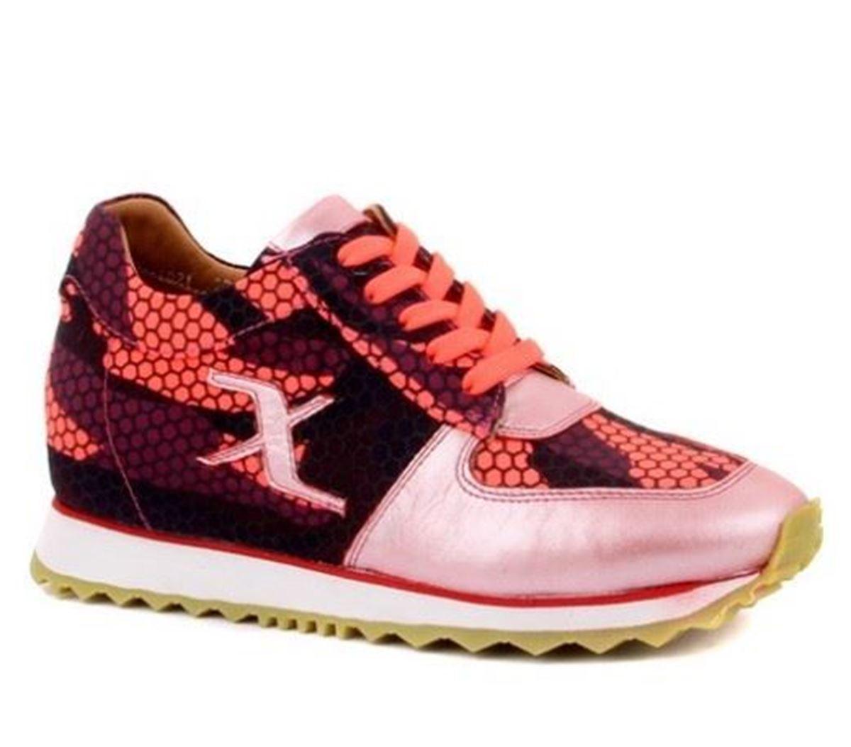 Picture of Moxee - Pembe Renk Kadın Günlük Ayakkabı