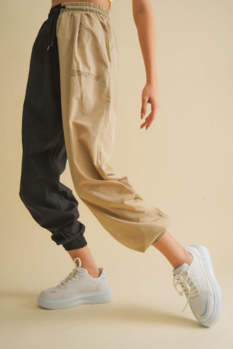 Pilla Beyaz Mavi Ayakkabı resmi