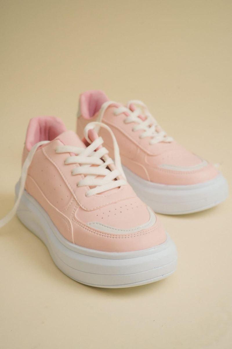 Pilla Pembe Kadın Ayakkabı resmi