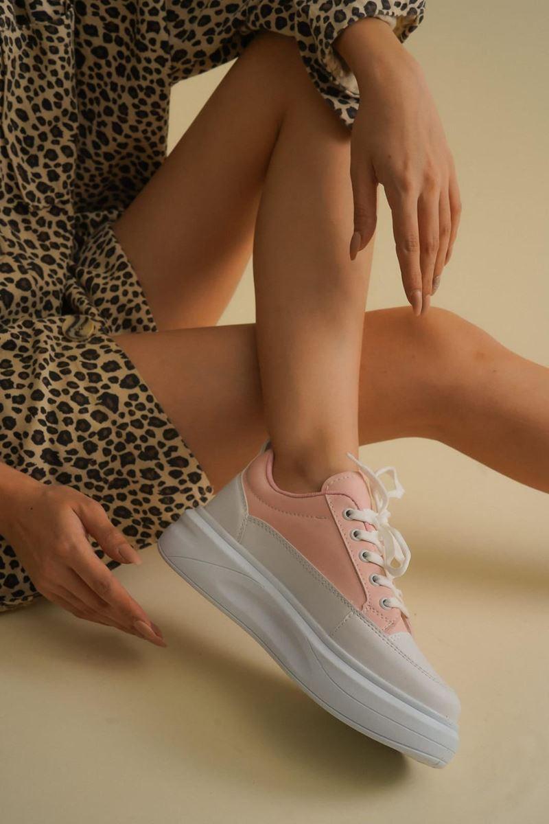 Picture of Pilla Pembe Kadın Ayakkabı