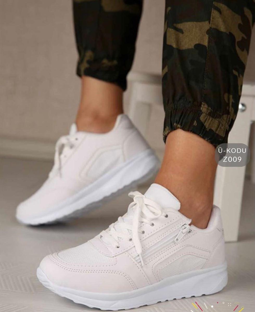 Picture of Pilla Beyaz Kadın Ayakkabı