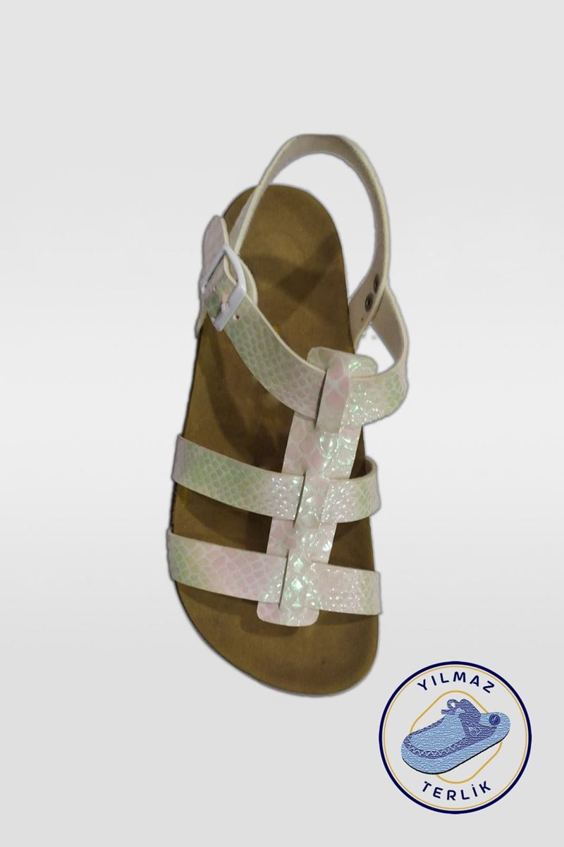 Picture of YT White Woman Sandals