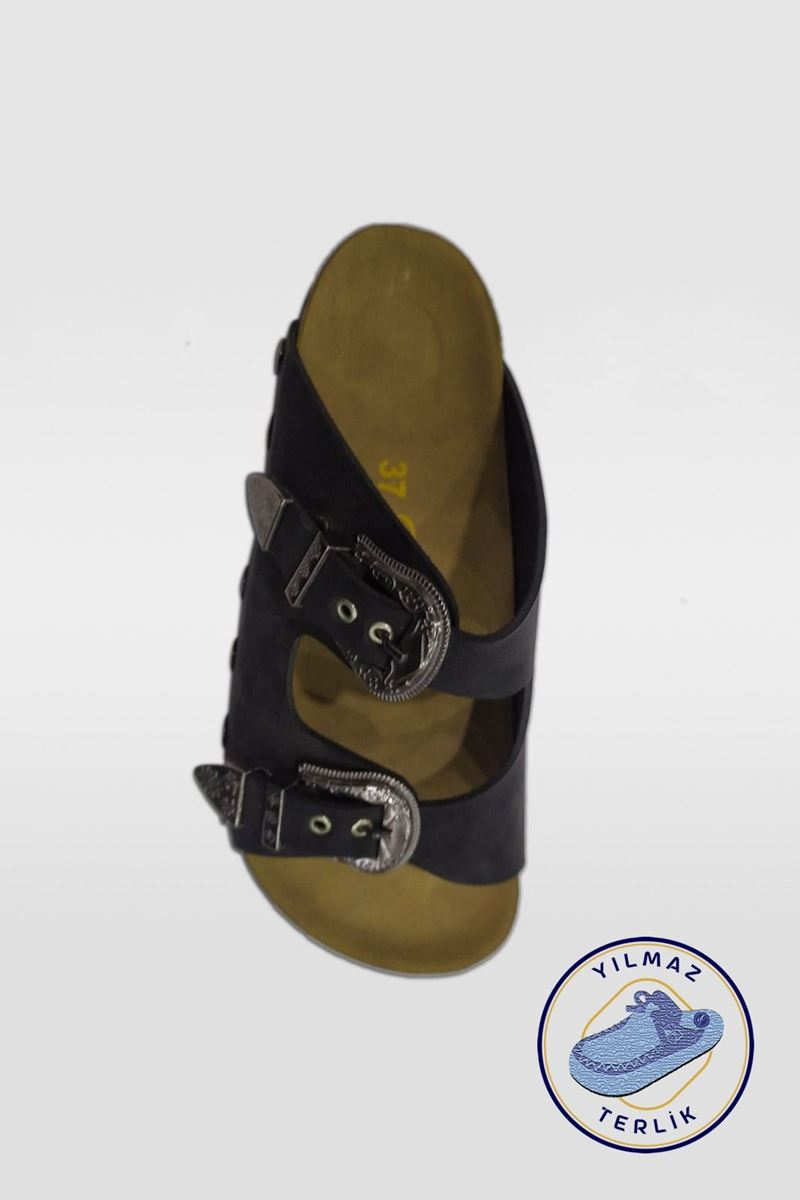 Picture of YT Black Woman Slipper